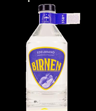 Bayer und Bayer Bio Edelbrand Birnen Freisteller